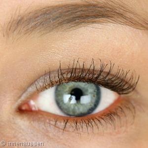 Benefit Tinted Eye Primer Nachher Innen Aussen 1