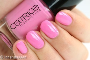 Catrice 111 A crush on a blush Swatch Innen Aussen