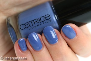 Catrice 115 Summer Nights Sky Swatch Innen Aussen