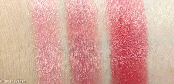 Swatches Maybelline Blushed Nude Lippenstift