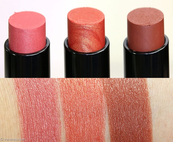 Astor Perfect Stay Lippenstift Swatches Innen Aussen 1