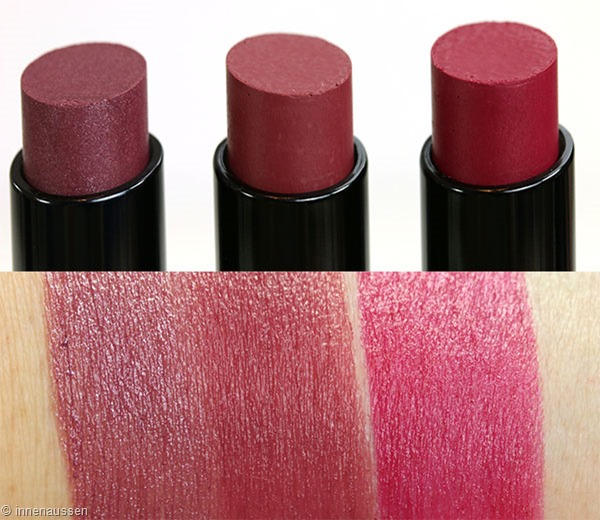 Astor Perfect Stay Lippenstift Swatches Innen Aussen 2