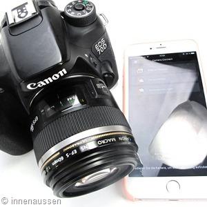 Canon 70D Innen Aussen