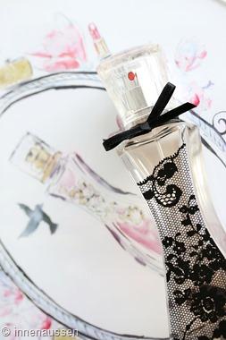 Christina Aguilera Eau de Parfum Innen Aussen Detail