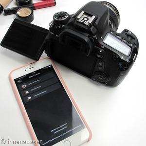 Kamera Blog Innen Aussen