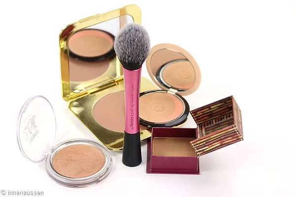 Real Techniques Blush Brush Innen Aussen