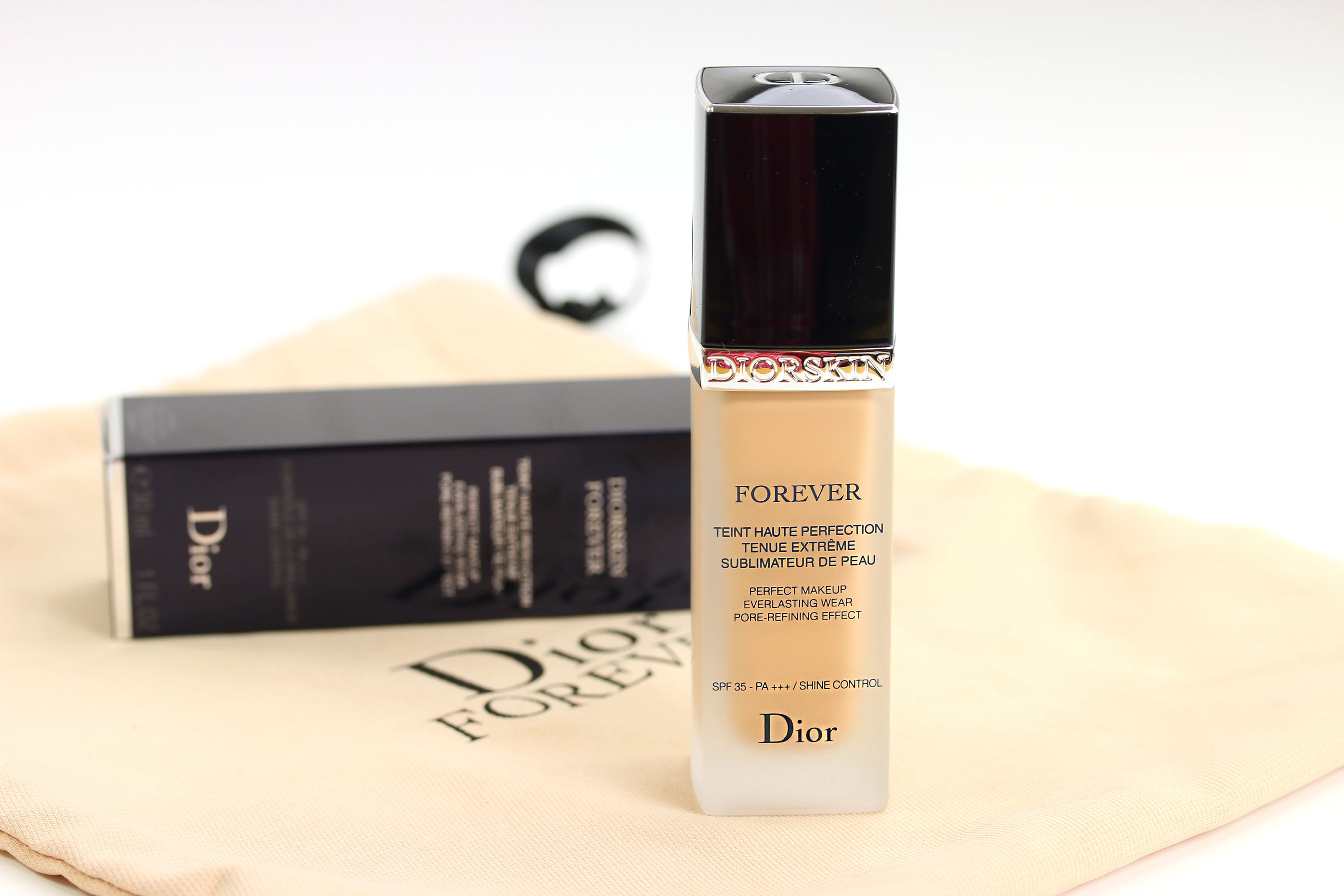 Review Dior Forever MakeUp InnenAussen