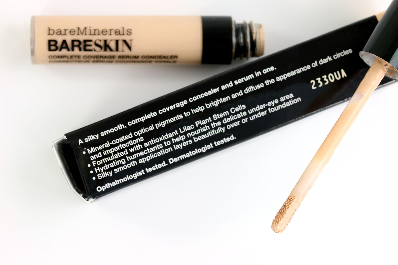 bareMinerals bareSkin Serum Concealer 1