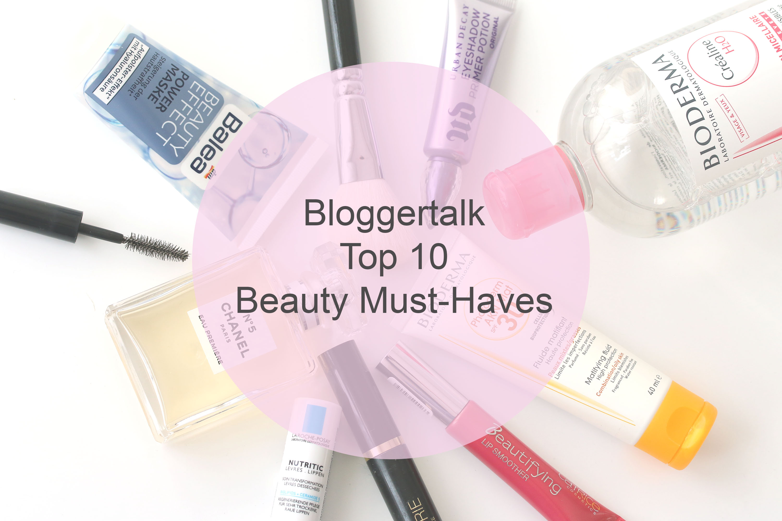 Beauty Must-Have Top 10