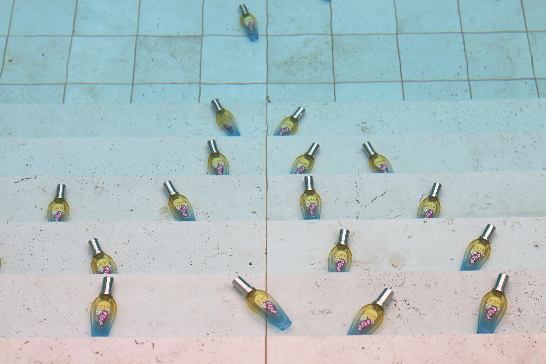 Escada Agua del Sol Innen Aussen Pool