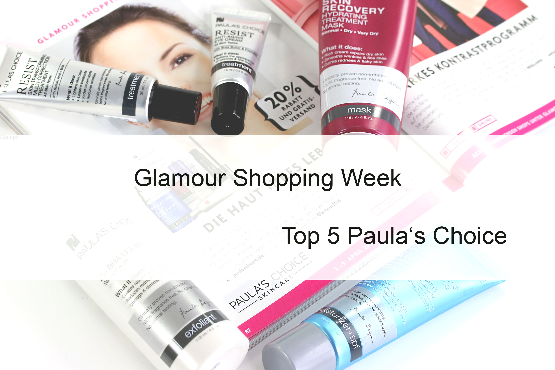 Glamour Shopping Week Paulas Choice
