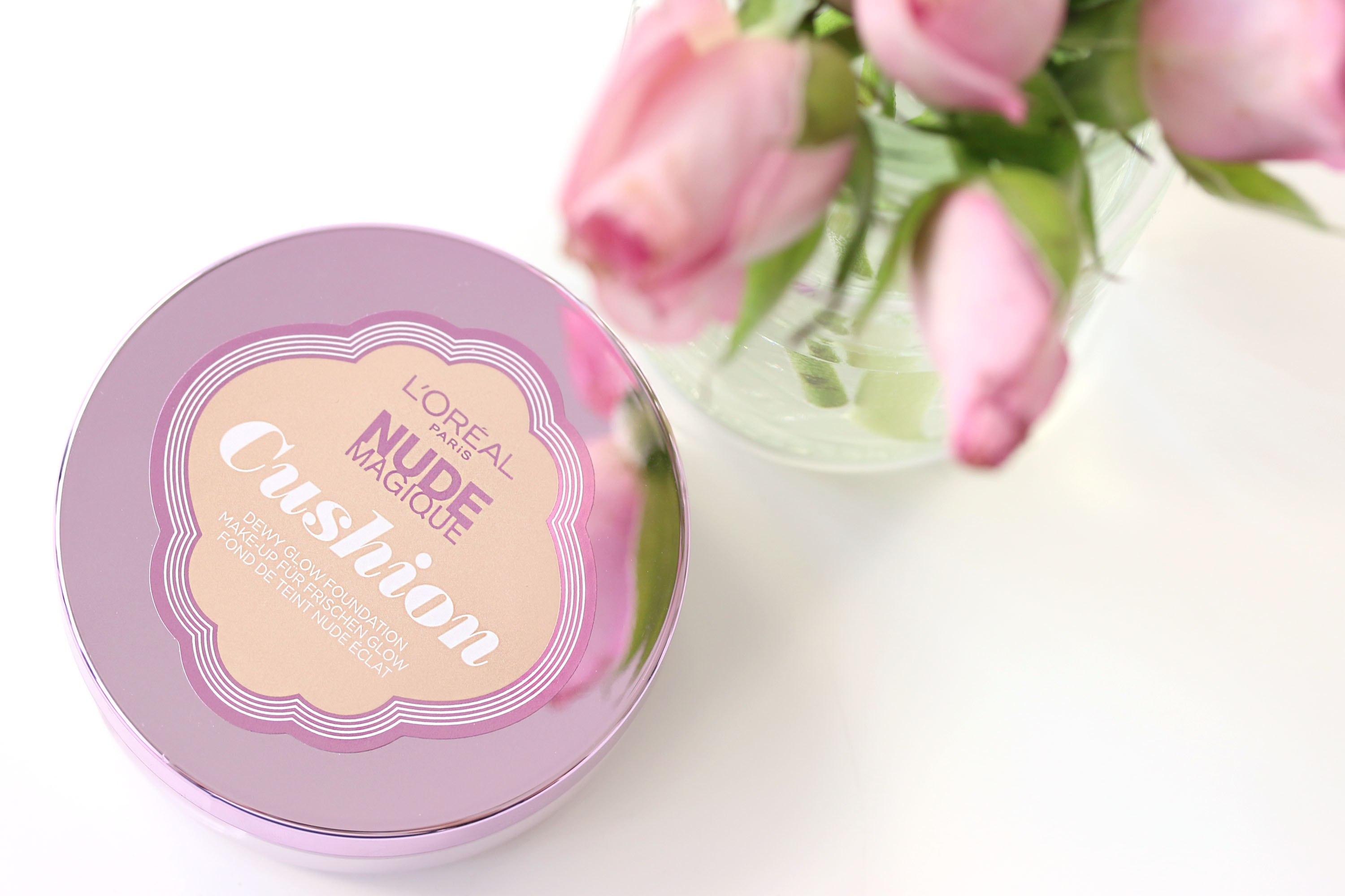 Loreal Nude Magique Cushion Foundation