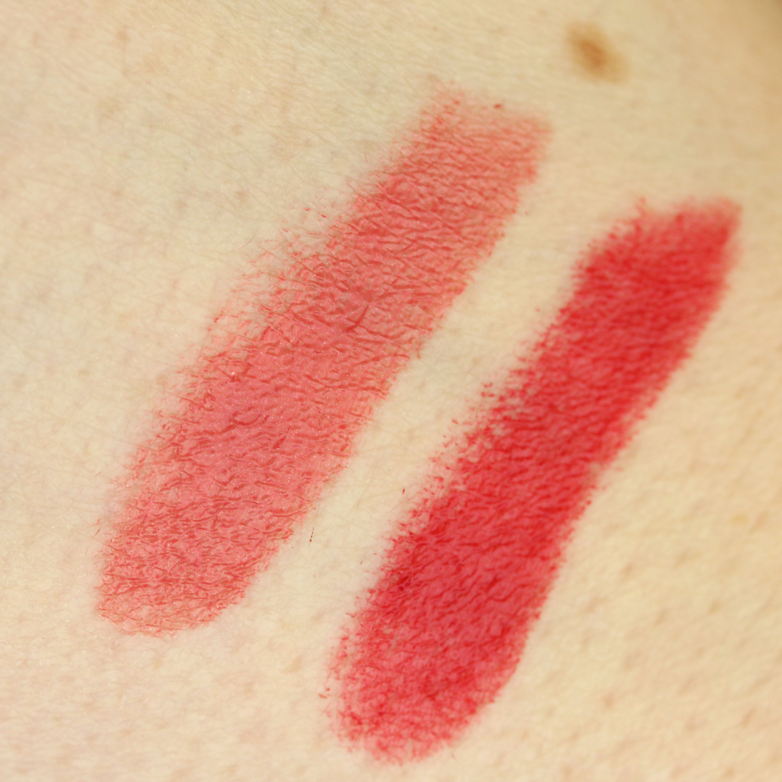 Rouge Coco Style Swatches InnenAussen