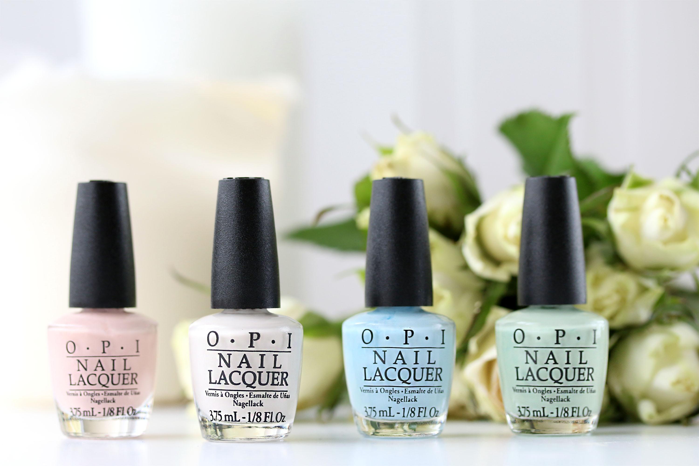 OPI Soft Shades Pastels 1