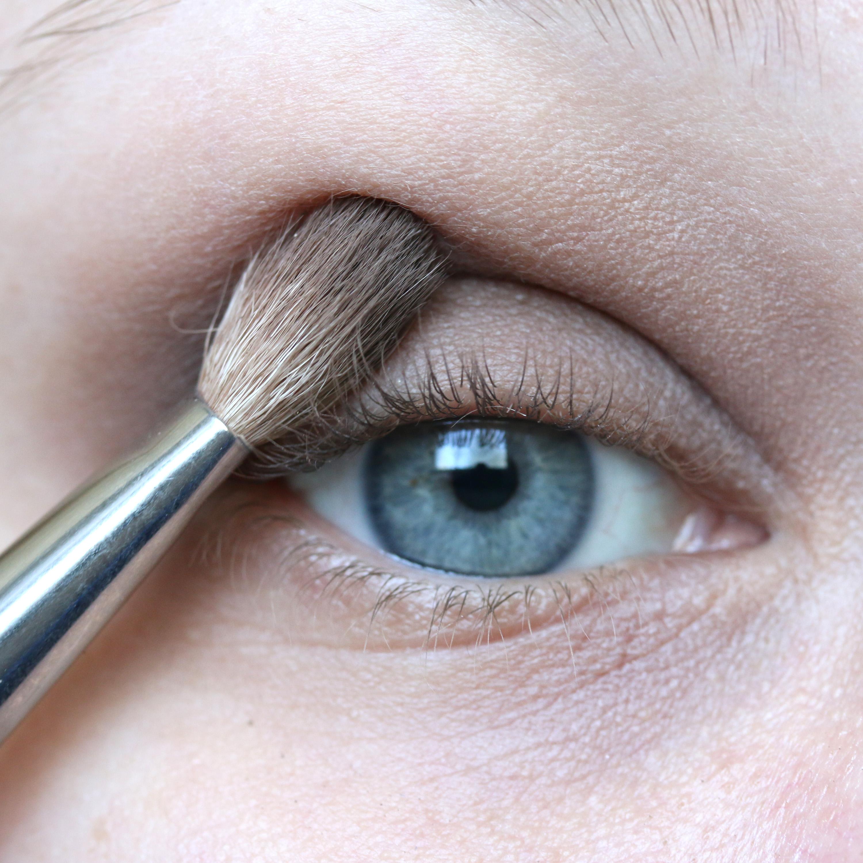 Tutorial Brown Eyeshadow 6