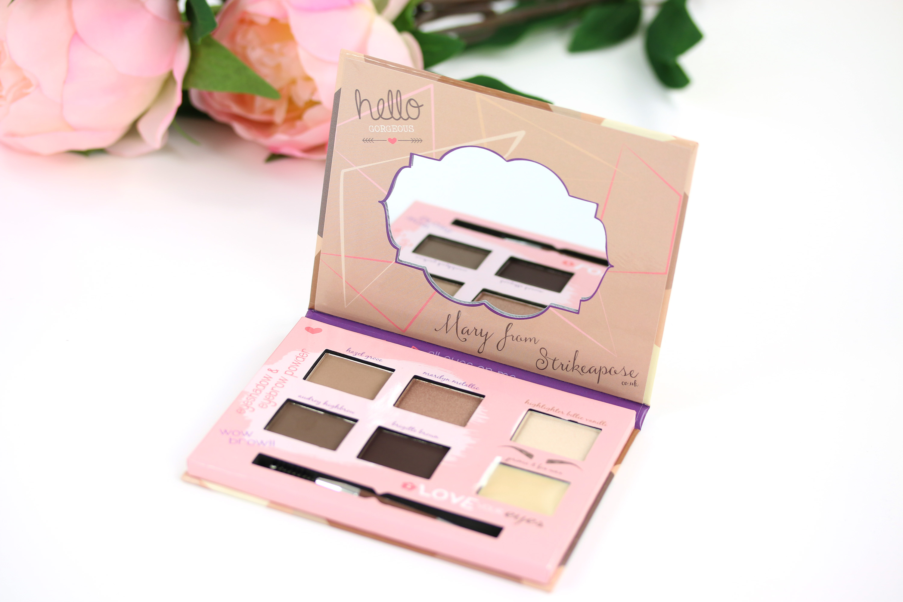 essence Shape & Shadows eye contouring palette