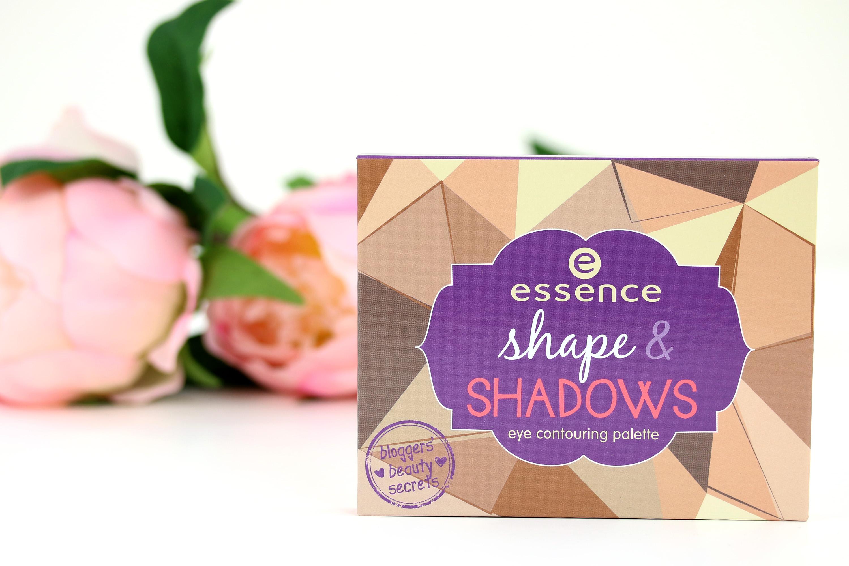 essence shape and shadows palette