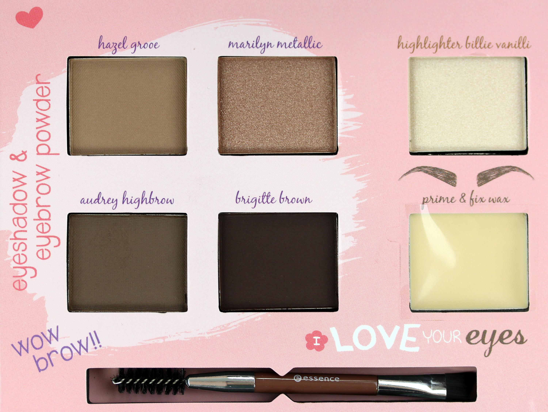 essencebloggers beauty secret palette