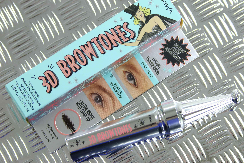 Benefit 3D Browtones