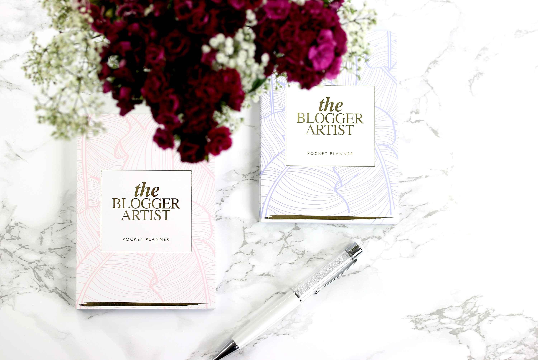 Blogger Pocket Planner