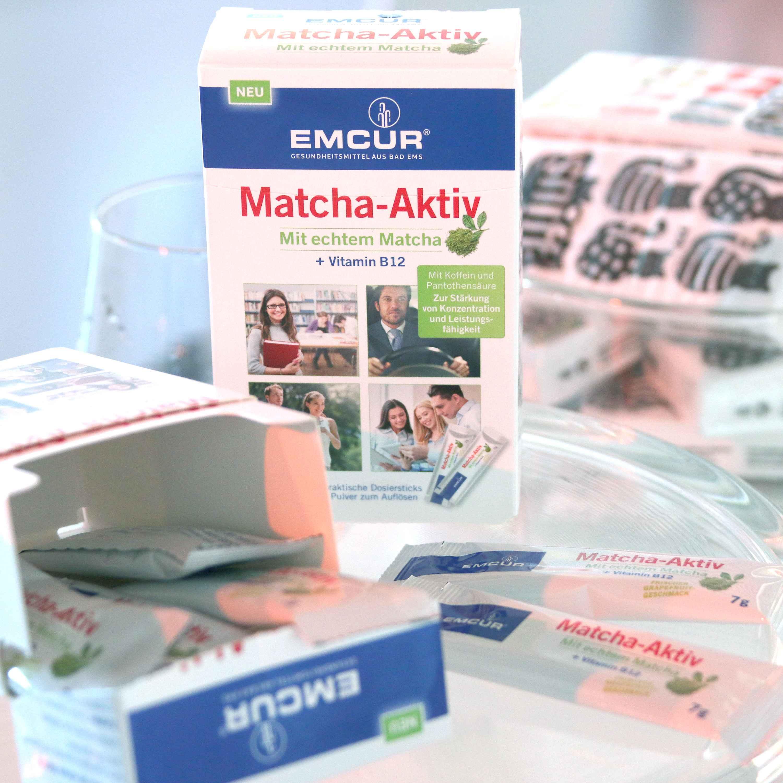 Emcur Matcha Aktiv