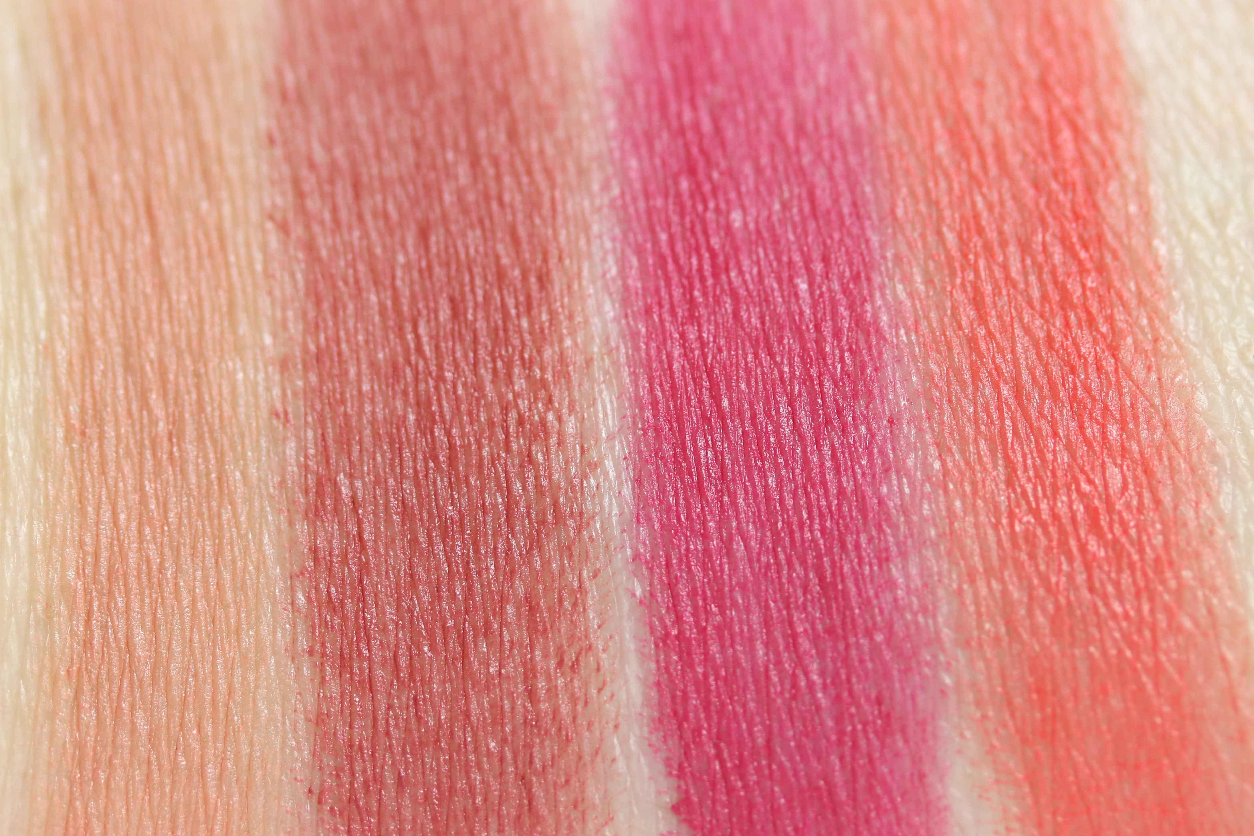 Rival de Loop young - Lip Colour matt Swatches
