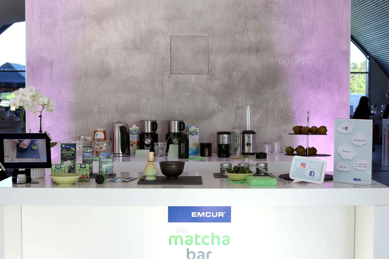 emcur Matcha Bar
