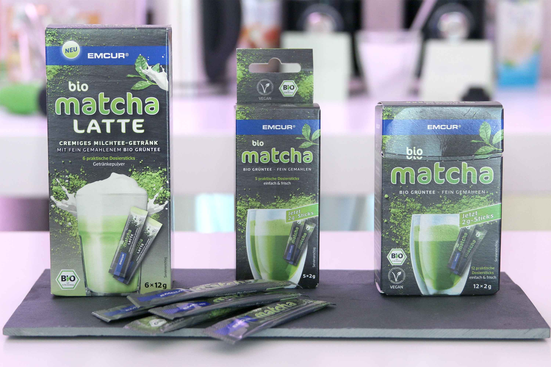 emcur Matcha Latte