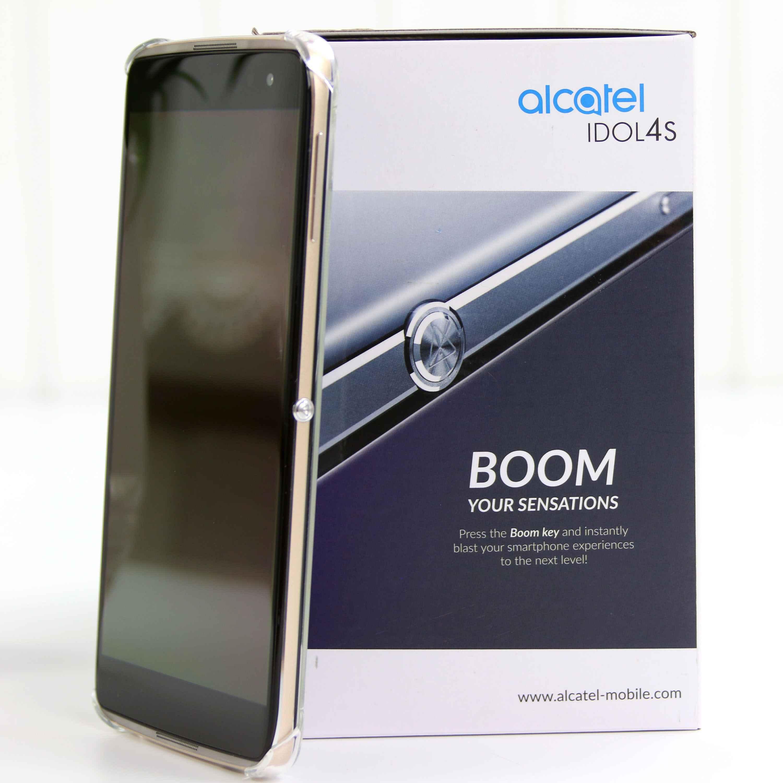 Alcatel Idol 4S Boom Funktion InnenAussen