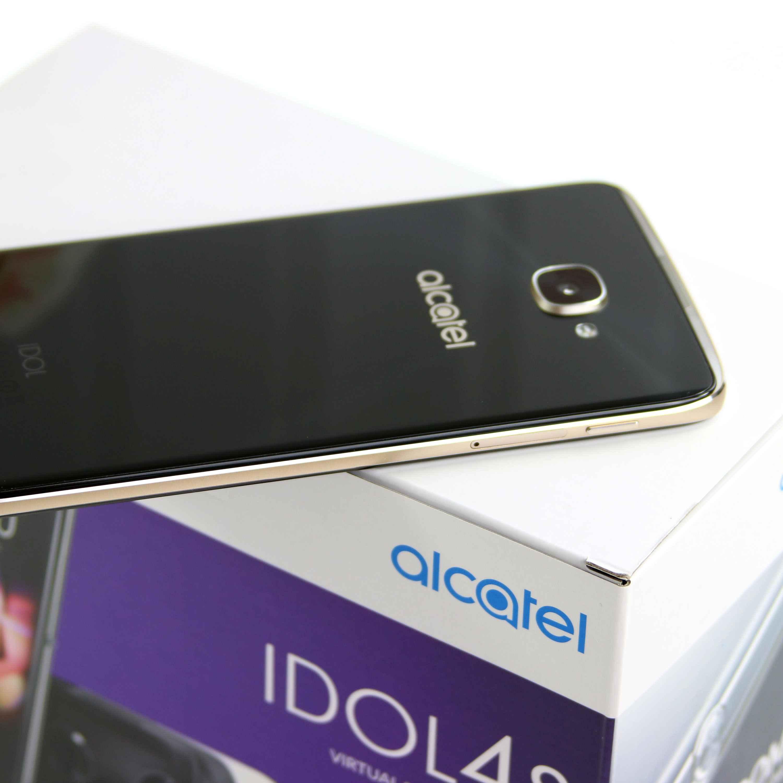 Alcatel Idol 4S InnenAussen