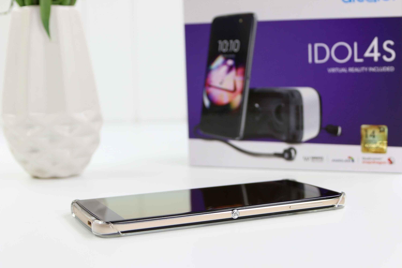 Alcatel Idol 4S Smartphone InnenAussen