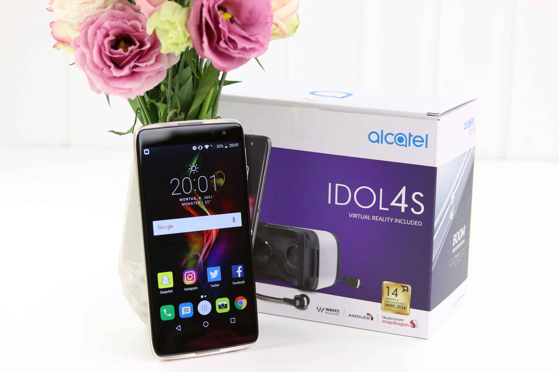 Alcatel Idol 4S Smartphone