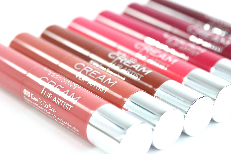 Catrice Cream Lip Artist InnenAussen Review