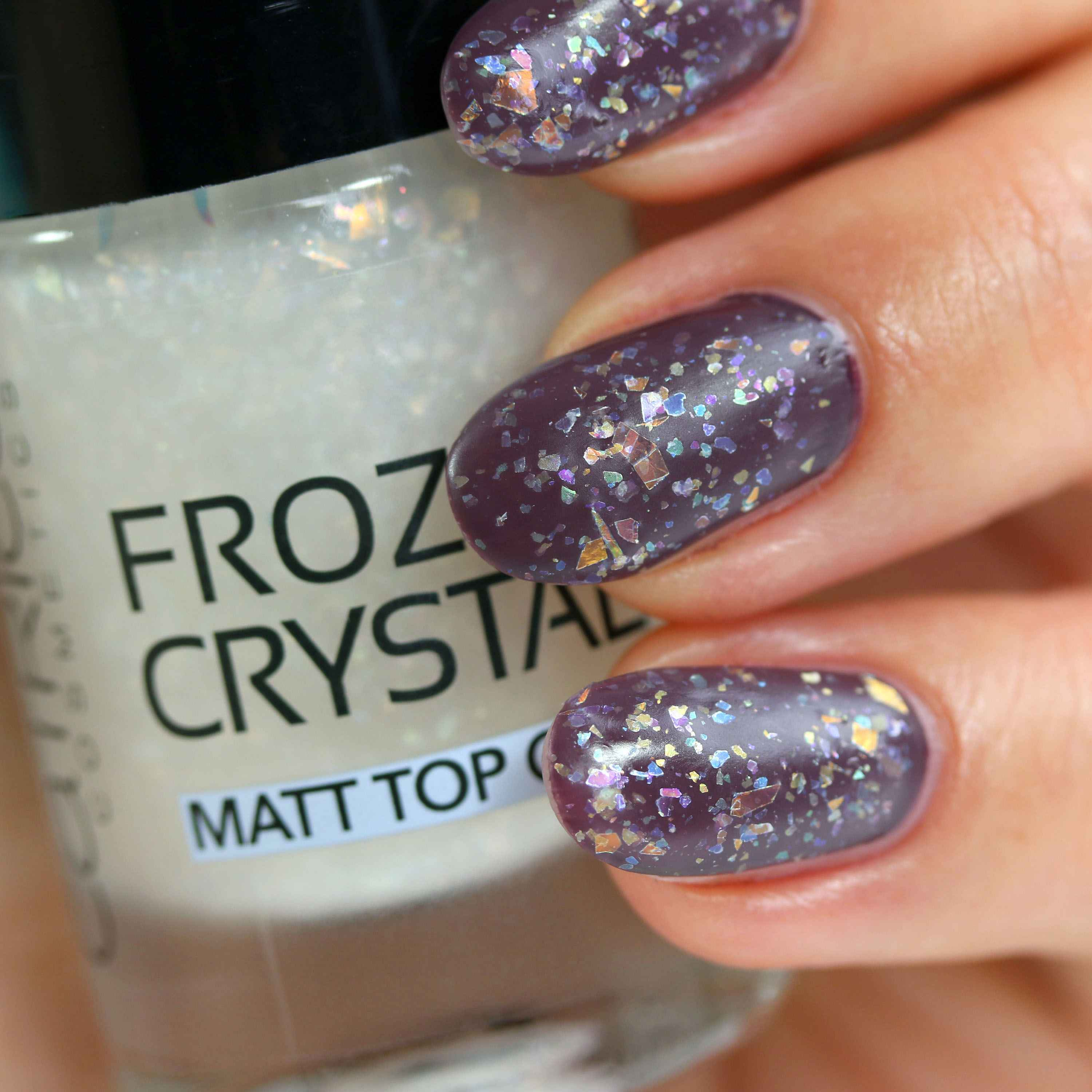Catrice Nagellack Frozen Crystal