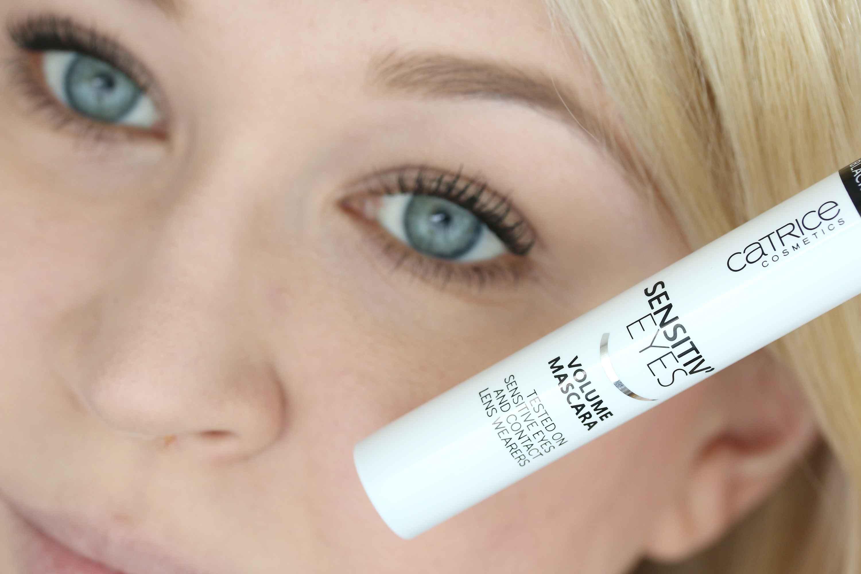 Catrice Sensitiv Eyes Volume Mascara
