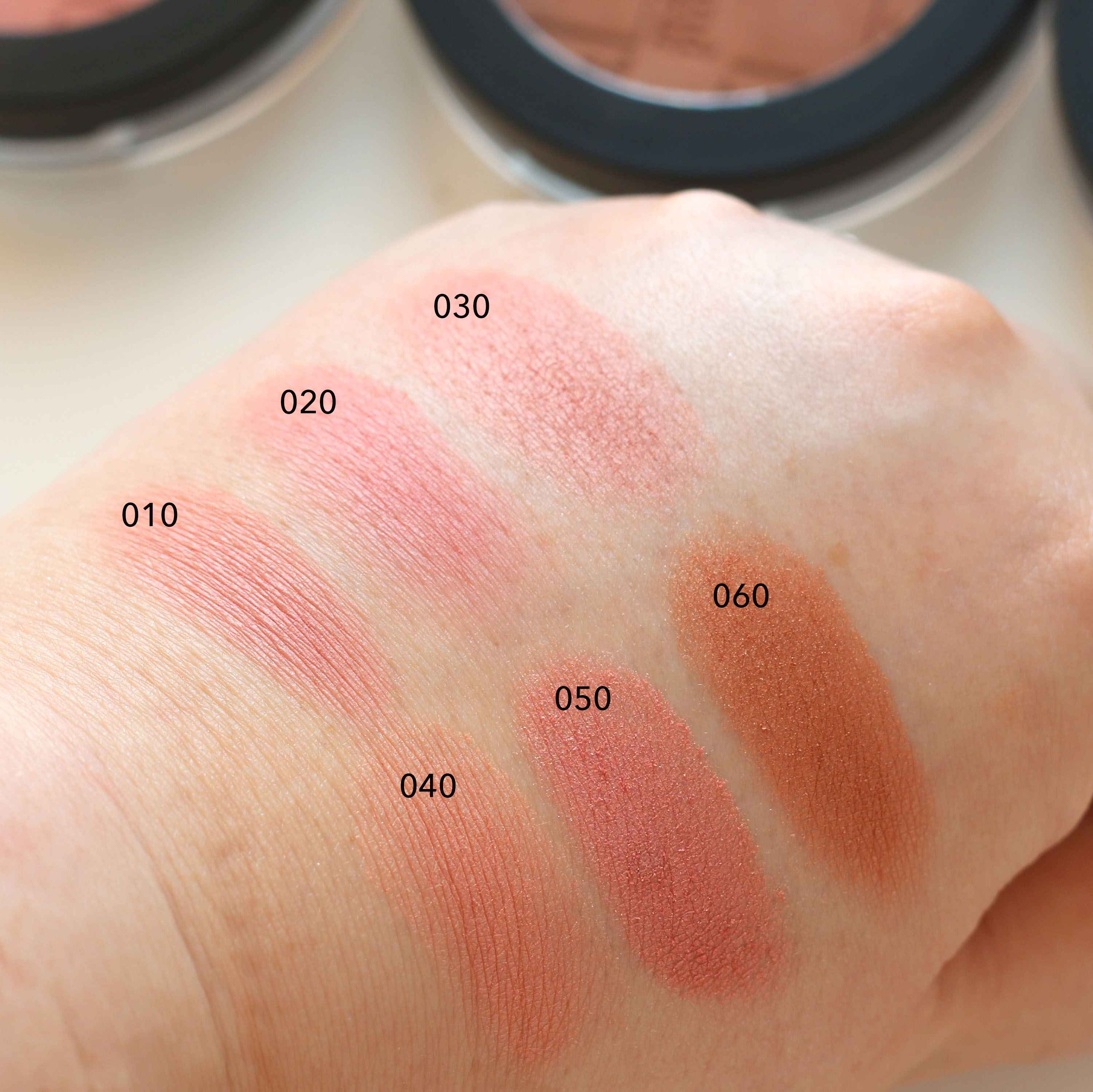 Swatches Rouge trend It Up InnenAussen