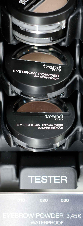 dm trend It Up Eyebrow Powder InnenAussen