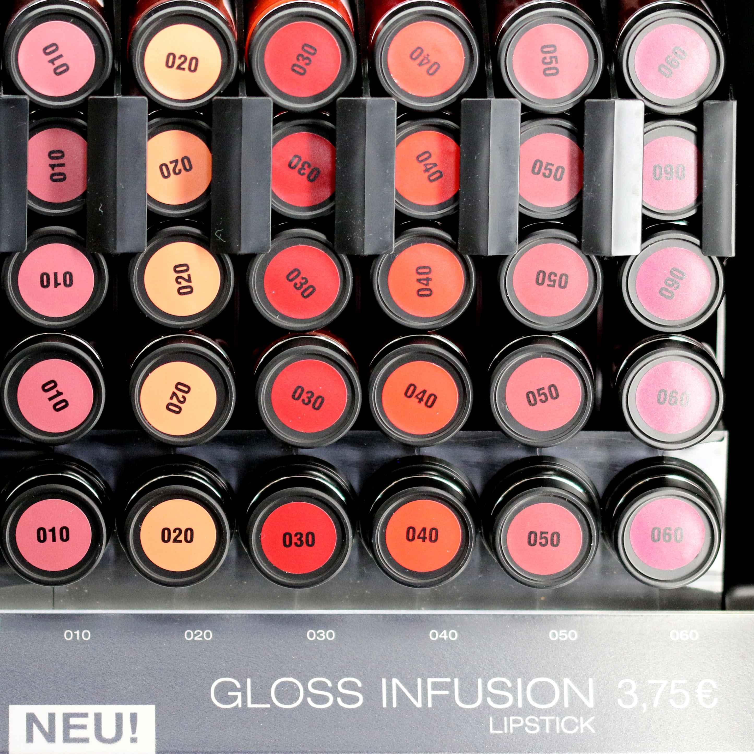 dm trend It Up Gloss Infusion Lipstick InnenAussen