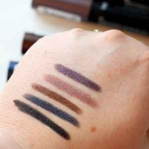 dm trend It Up Swatches Eye Shadow Pen InnenAussen