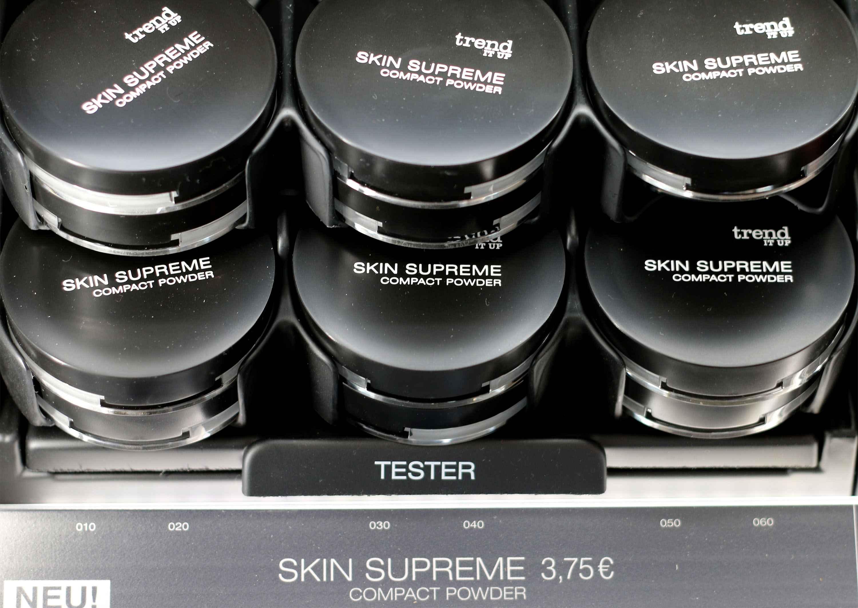 dm trend It Up Teint Skin Supreme Compact Powder InnenAussen