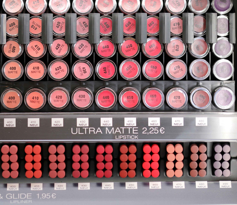 dm trend it Up Ultra Matte Lipstick InnenAussen