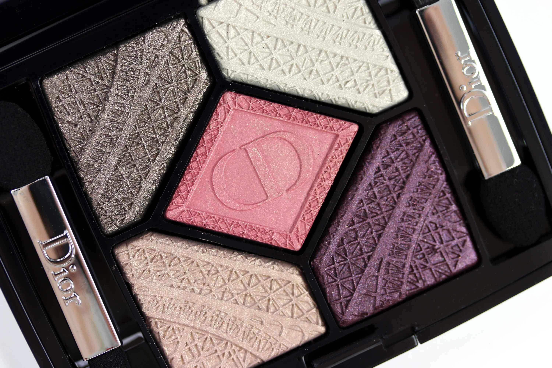 Dior Capital of Light Palette InnenAussen