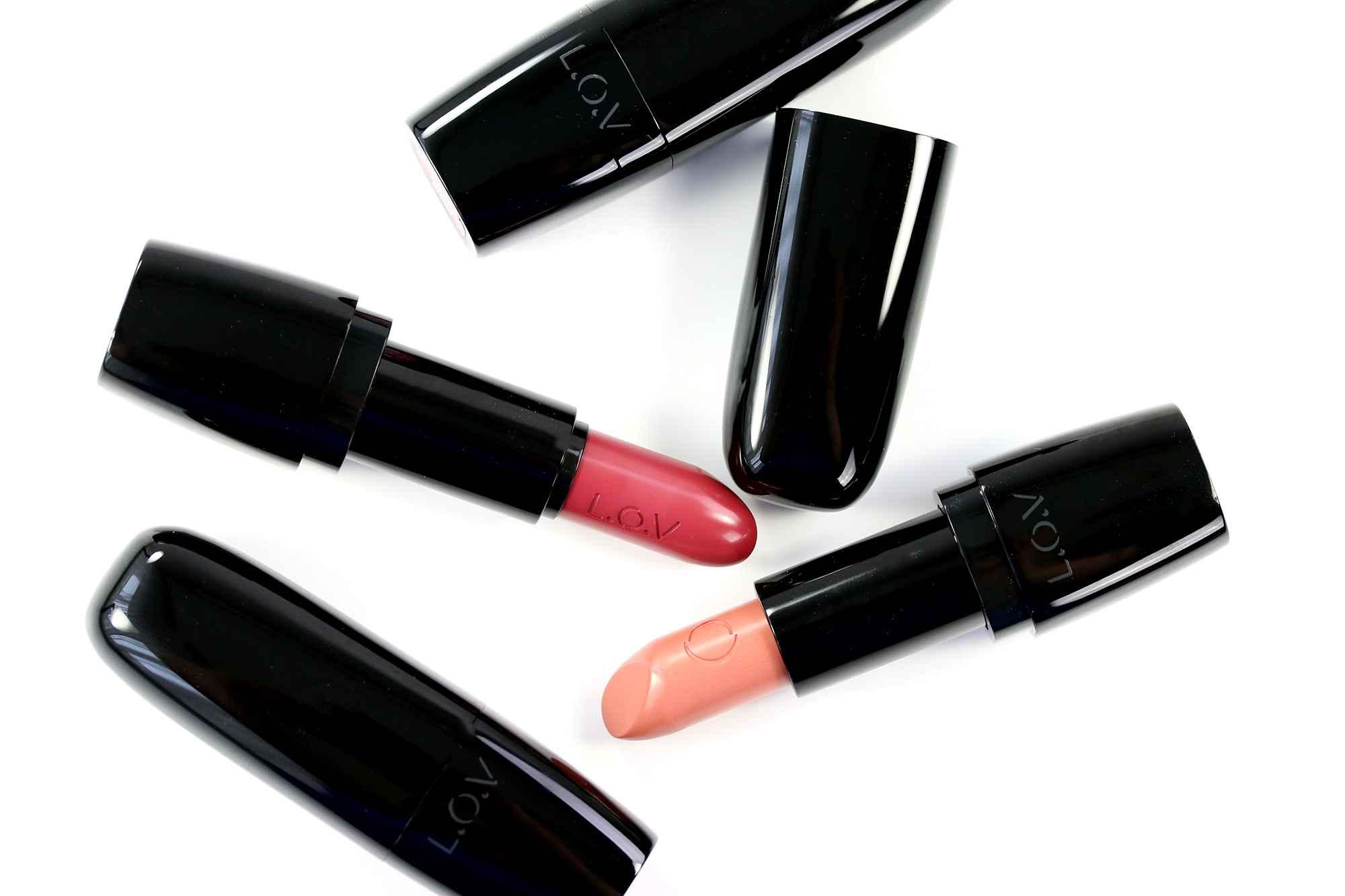 LIPaffair Color & Care Lippenstift Erfahrung InnenAussen