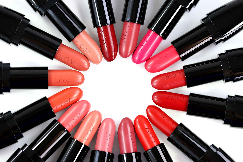 LOV LIPaffair Color & Care Lippenstift InnenAussen