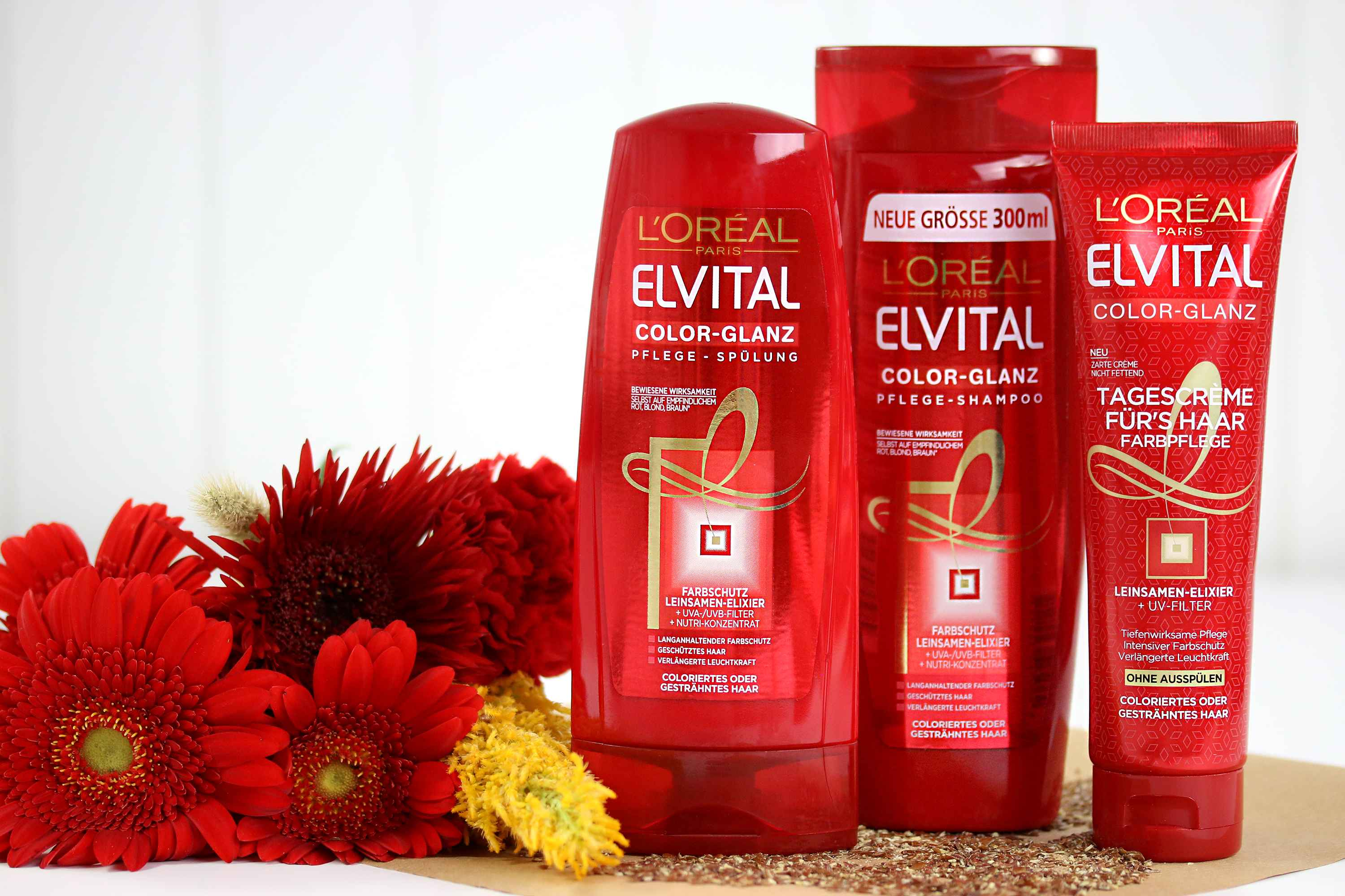 Loreal Elvital Color Glanz InnenAussen