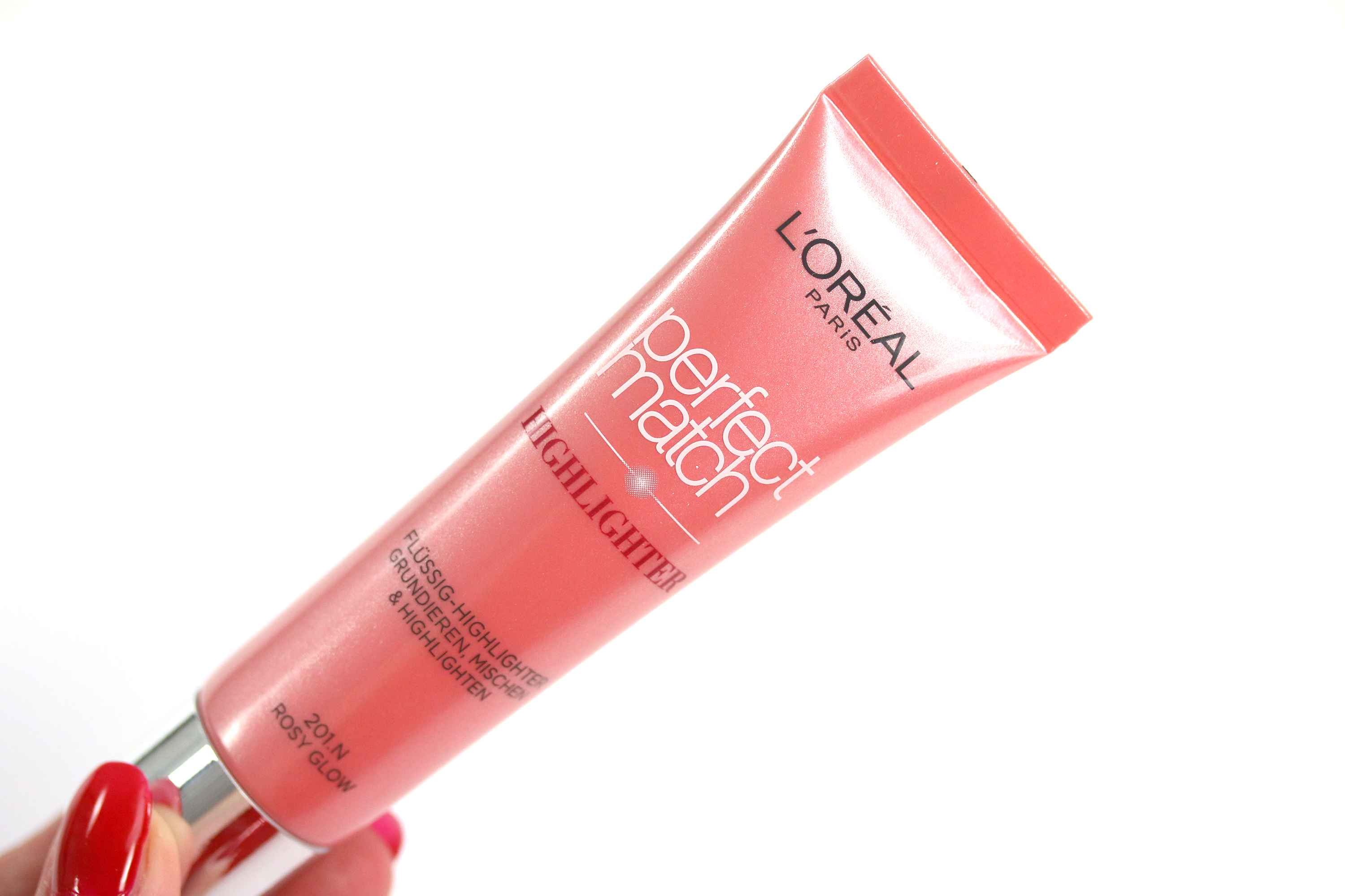 Loreal Perfect Match Highlighter Rosy Glow