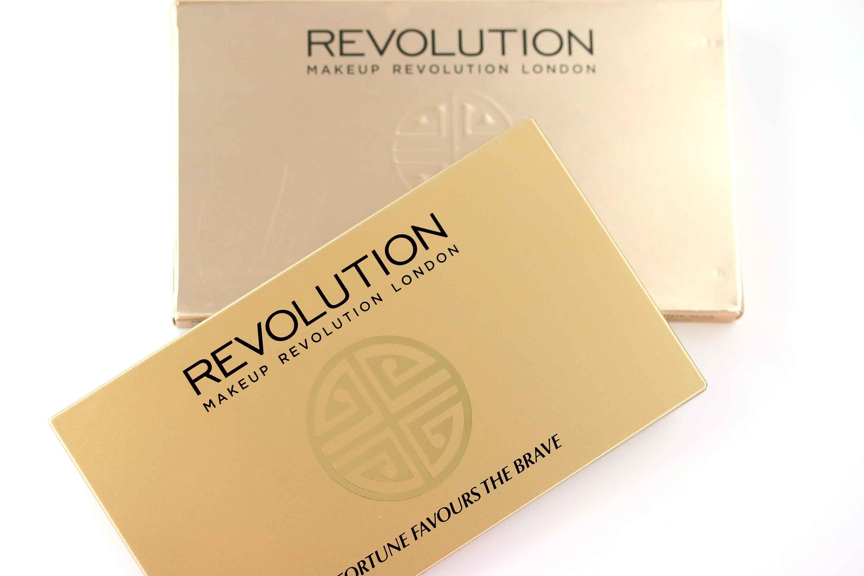 MakeUp Revolution Fortune Favours the Brave InnenAussen