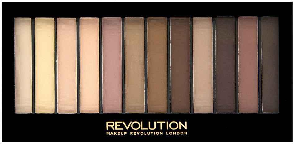 MakeUp Revolution Palette Iconic Essential Mattes 2
