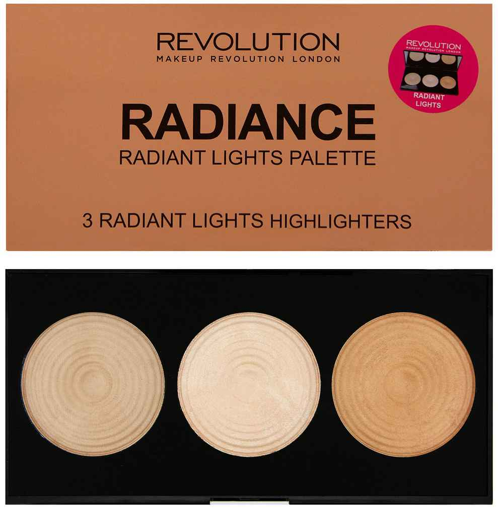 MakeUp Revolution Radiance Palette