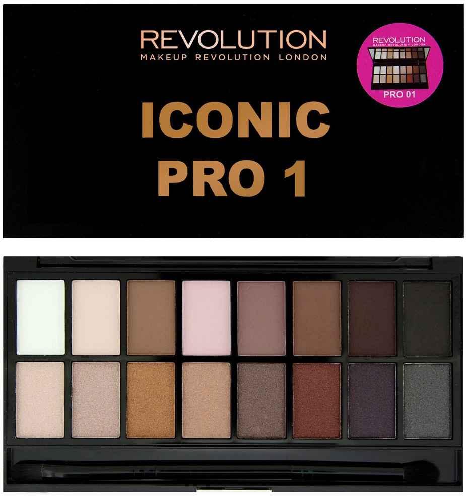 MakeUp Revolution Salvation Palette Iconic Pro 1